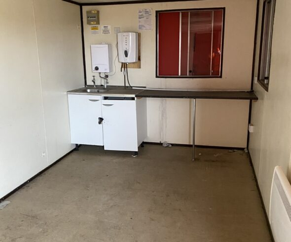 Canteen Drying Room