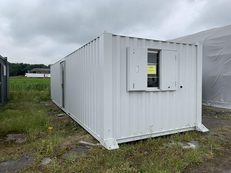 Anti Vandal Portable Cabin