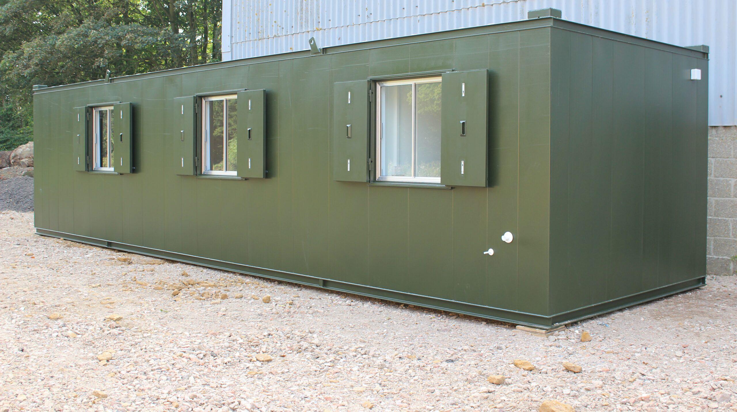 32 x 10 AV Portable Cabin