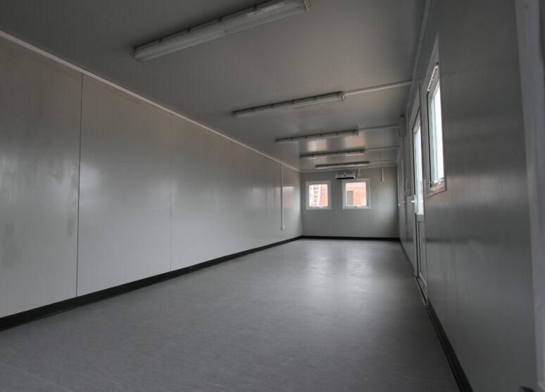 Portable Cabin Internal