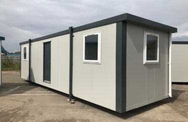 Typical 40ft portable cabin for sale by cabinlocator