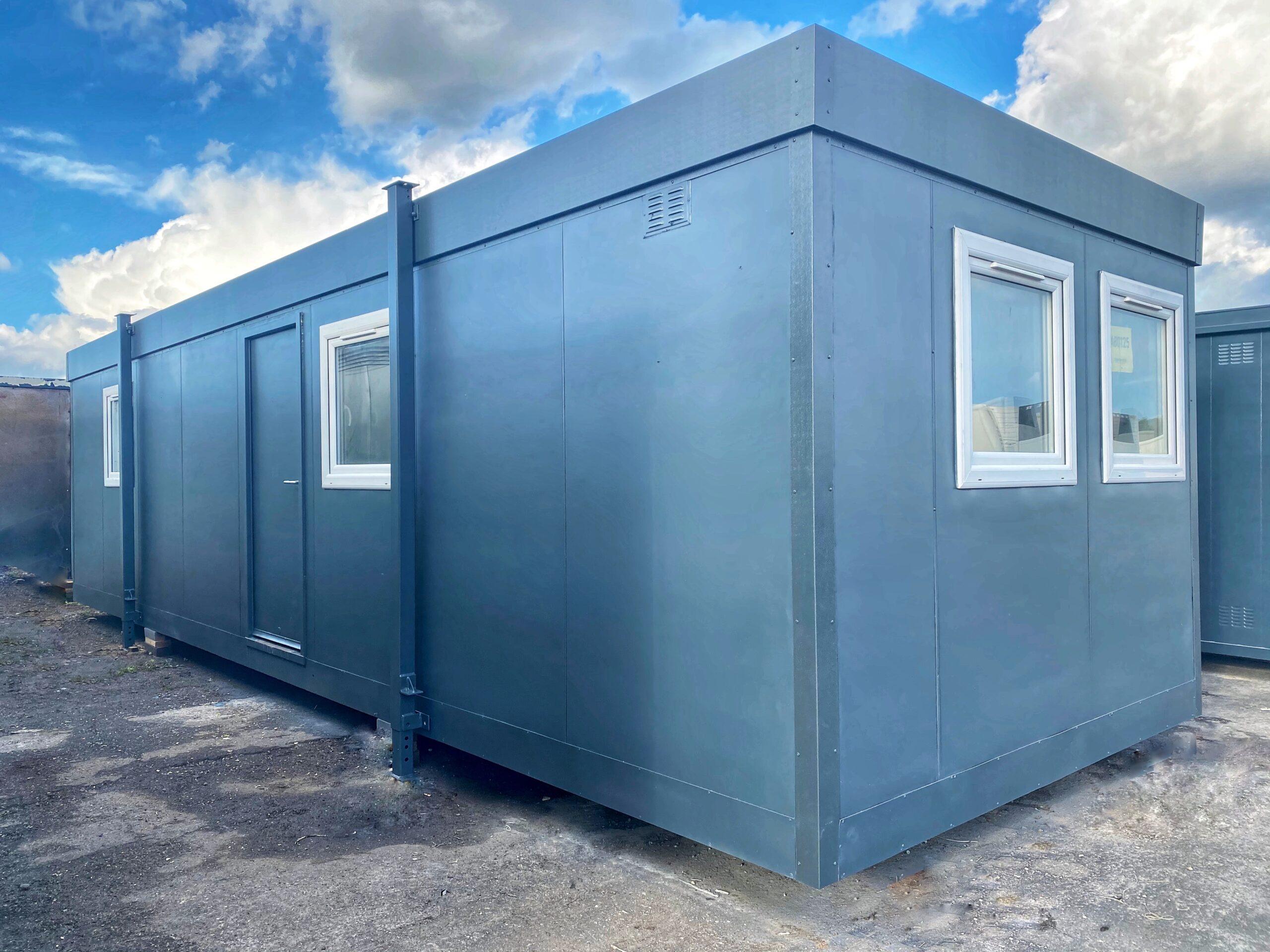 Refurbished Portable Cabin