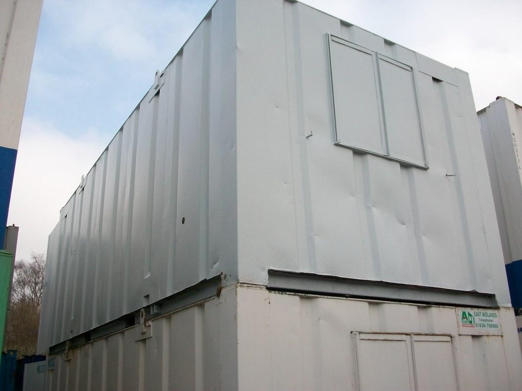 New Portable Canteen Building   Cabinlocator