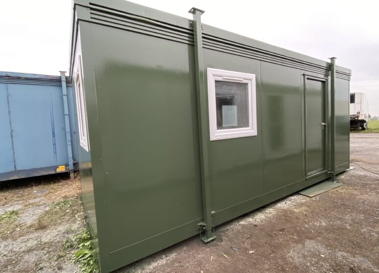 Used 20ft portable cabin