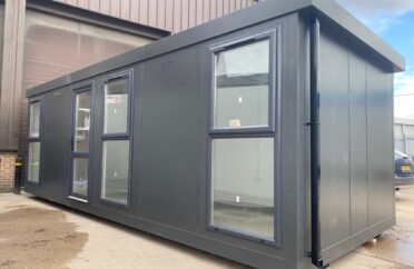 24ft Portable Sales Office